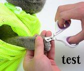 寵物指甲剪 不銹鋼寵物指甲剪 寵物幼犬貓用指甲鉗 貓咪指甲剪磨甲器 指甲刀 小艾時尚