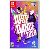 【NS 遊戲】任天堂 Switch Just Dance 舞力全開 2020《中文版》(支援線上更新中文)