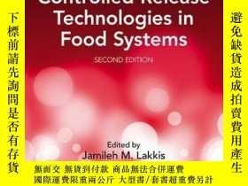 二手書博民逛書店Encapsulation罕見and Controlled Release Technologies in Foo