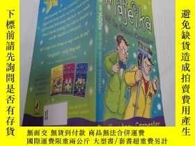 二手書博民逛書店Mr罕見majeika and the school caretaker:瑪傑卡先生和學校管理員Y212829
