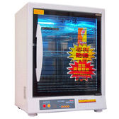 送抗菌砧板★小廚師★三層防蟑專利紫外線殺菌烘碗機 TF-989A