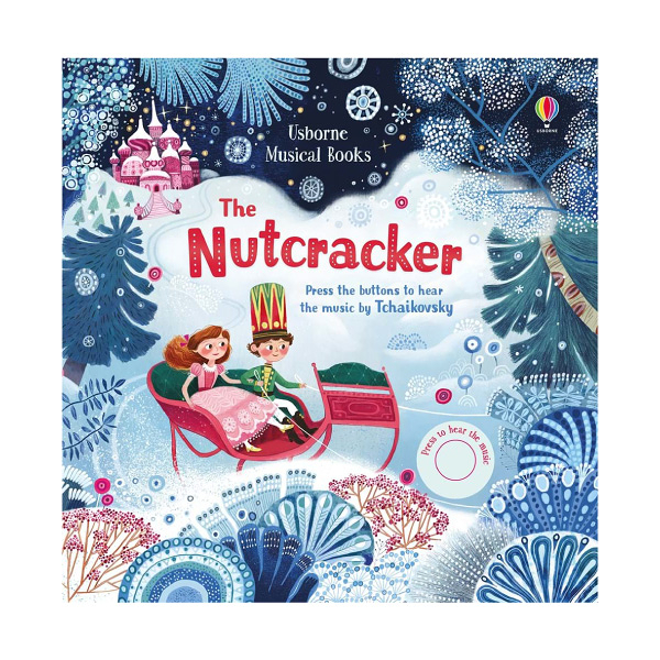 The Nutcracker Musical Books 胡桃鉗音樂書