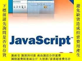 二手書博民逛書店Sams罕見Teach Yourself Javascript In 24 Hours (4th Edition)