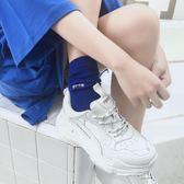 襪子女韓國夏季中筒襪潮韓版學院風薄款長襪子百搭堆堆襪 韓幕精品