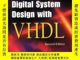 二手書博民逛書店Digital罕見System Design With Vhdl (2nd Edition)Y255562 M