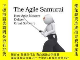 二手書博民逛書店The罕見Agile SamuraiY364682 Jonathan Rasmusson Pragmatic
