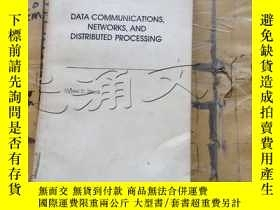 二手書博民逛書店Data罕見communications, networks,