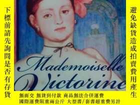二手書博民逛書店Mademoiselle罕見VictorineY266176 D