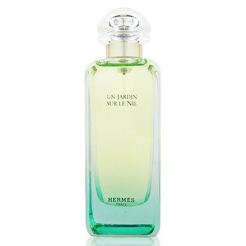 HERMES愛馬仕 尼羅河花園中性香水100ml無盒裝、有蓋子(法國進口禮盒拆售)