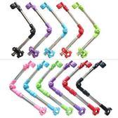 自行車撐傘架機動車單車雨傘支架可折疊·樂享生活館