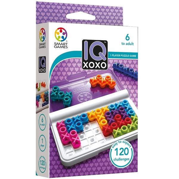 《 信誼 - Smart Games 》IQ XO排列大挑戰  / JOYBUS玩具百貨