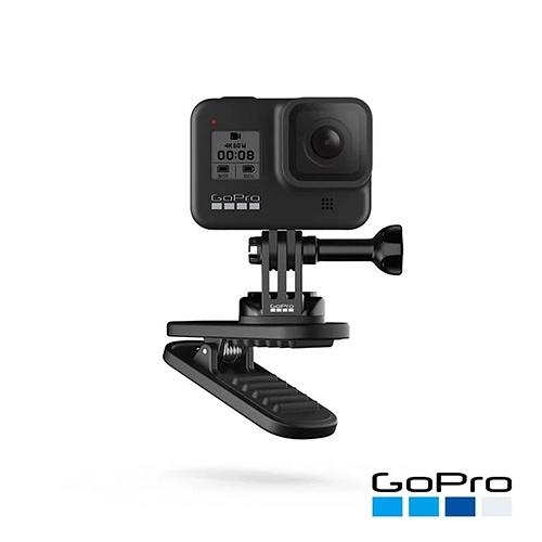 GoPro ATCLP-001 360度 磁吸旋轉夾 可輕鬆夾帶再背袋或吸附在金屬表面