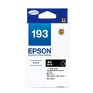 【奇奇文具】愛普生EPSON T193150 NO.193 黑色 原廠墨水匣