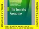 二手書博民逛書店The罕見Tomato GenomeY405706 Mathilde Causse ISBN:9783662