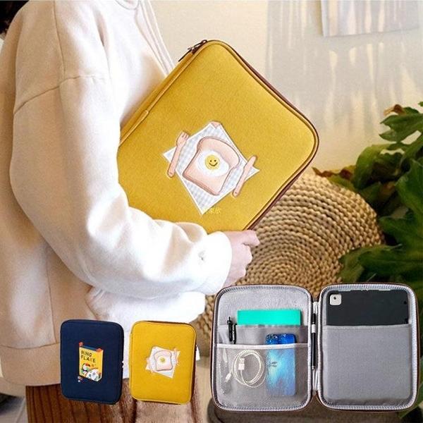 適用iPad蘋果平板電腦華為平板保護套pro9.7寸air3收納內膽包10.5 快速出貨