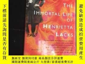 二手書博民逛書店The罕見Immortal Life Of Henrietta
