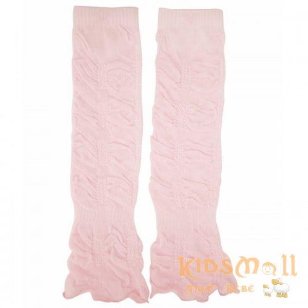 澳洲Huggalugs創意手襪套,荷葉邊Slipper Pink