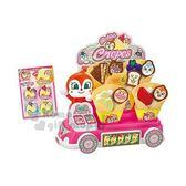 〔小禮堂〕麵包超人可麗餅店玩具組《粉.盒裝》兒童玩具.家家酒 4979750-80056