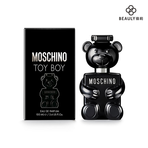 MOSCHINO TOY BOY淡香精 30ml《BEAULY倍莉》