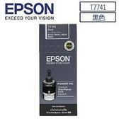 EPSON  T774100(黑)原廠墨水匣★適用機型: EPSON M100/M105/M200/M205/L605/L655/L1455
