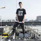 STAYREAL x BATMAN蝙蝠俠 聯名登場立體捕捉飛鏢擲擊的重擊瞬間穿上就能吸引眾人目光