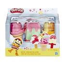 【Play-Doh 培樂多】HE6642 廚房系列 - 小冰櫃冰品組