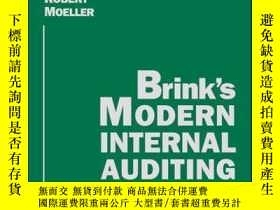 二手書博民逛書店Brink s罕見Modern Internal Auditing: A Common Body of Knowl
