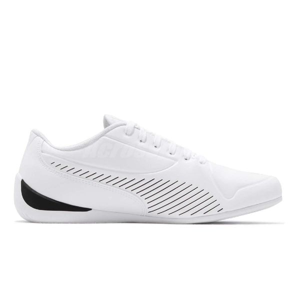 Puma 休閒鞋 SF Drift Cat 7S Ultra 白 黑 法拉利 賽車概念 運動鞋 男鞋【PUMP306】 30642402