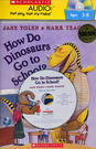 『繪本123‧吳敏蘭老師書單』-- HOW DO DINOSAURS GO TO SCHOOL /英文繪本+CD