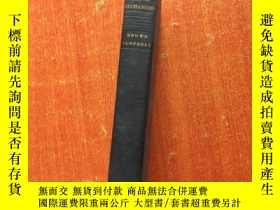 二手書博民逛書店PRINCIPLES罕見OF SERVO-MECHANISMS(