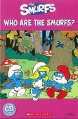 (二手書)Scholastic Popcorn Readers Starter Level: Who are the Smurfs? wi..