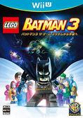 WiiU 樂高蝙蝠俠 3:飛越高譚市(日版日文)