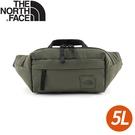 【The North Face 5L 腰包《龍舌蘭綠》】3VX8/腰包/側背包/鞋背包/小包