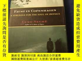 二手書博民逛書店Faust罕見In Copenhagen: A Struggle