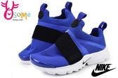 NIKE小童鞋 Presto Extreme(TD) 經典 套式 休閒運動鞋N7218#藍◆OSOME奧森童鞋/小朋友