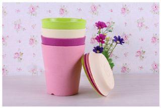 DIY種植 圓形環保塑膠花盆(附滴水盤)-艾發現