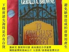 二手書博民逛書店19purchase罕見streetY278333