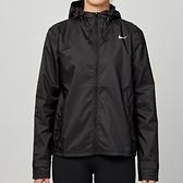 Nike essential jacket 女款 黑色 慢跑 防風 風衣 運動 外套 CU3218-010