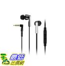 [106美國直購] Sennheiser CX 5.00i Black In-Ear 耳道式耳機 Canal Headset