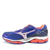 Mizuno Wave Enigma 6 W [J1GD161103] 美津濃 運動鞋 女 走路 跑步 慢跑  藍  銀