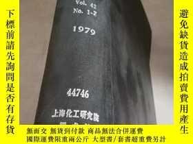 二手書博民逛書店CHEMICAL罕見PROCESSING.Vol.42 No.1