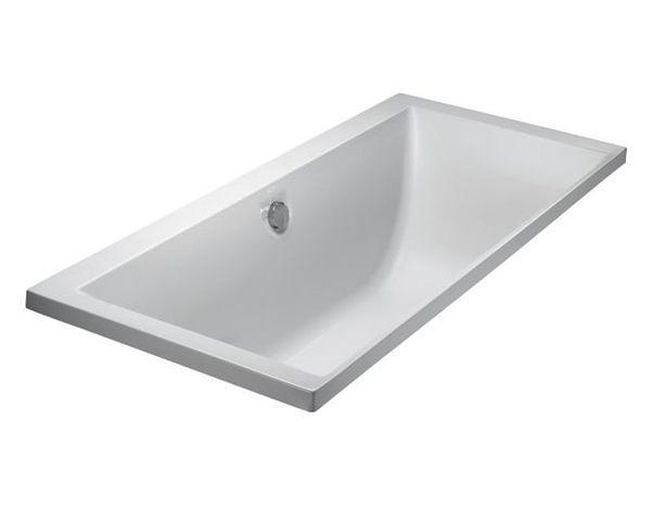 【麗室衛浴】美國 KOHLER  EVOK 崁入式方形壓克力浴缸  K-1704K-58-0 180*80*55CM