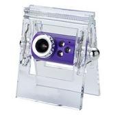 水晶夾PC camera網路攝影機★夏日限定色~華麗紫
