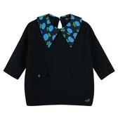 『小鱷魚童裝』造型領洋裝(02號~10號)534381