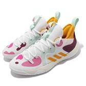 adidas 籃球鞋 Harden Stepback 2 白 彩 哈登 男鞋 子系列【ACS】 GV7710