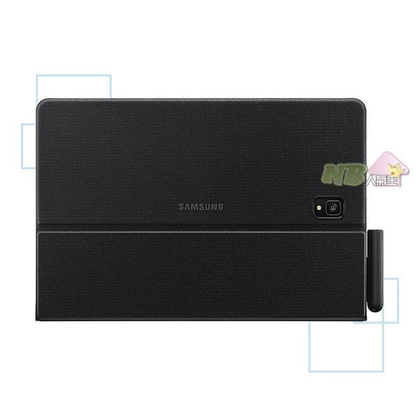 Samsung Galaxy Tab S4 原廠 書本式 鍵盤 皮套 ◤加贈專用保護貼◢ EJ-FT830UBTGTW