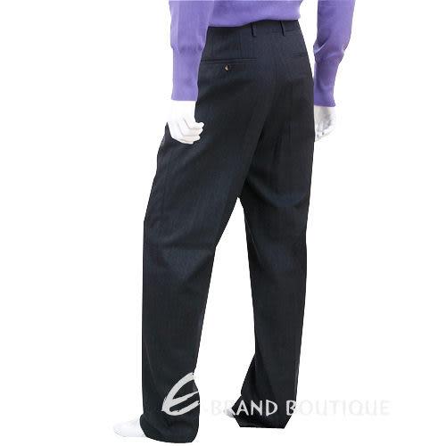 BOSS 抓褶西裝褲(鐵灰色) 0580020-11