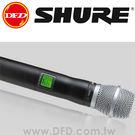 (需預訂) 美國 舒爾 SHURE SM86麥克風 配備UR2手持式發射機 公司貨