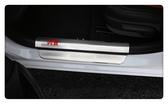 【車王汽車精品百貨】現代 Hyundai Super Elantra 內置迎賓踏板 內門檻飾條 內迎賓 內防刮踏板