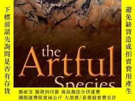 二手書博民逛書店The罕見Artful Species: Aesthetics,